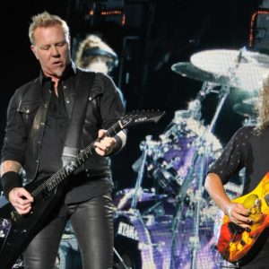 How to style: Metallica Konzert