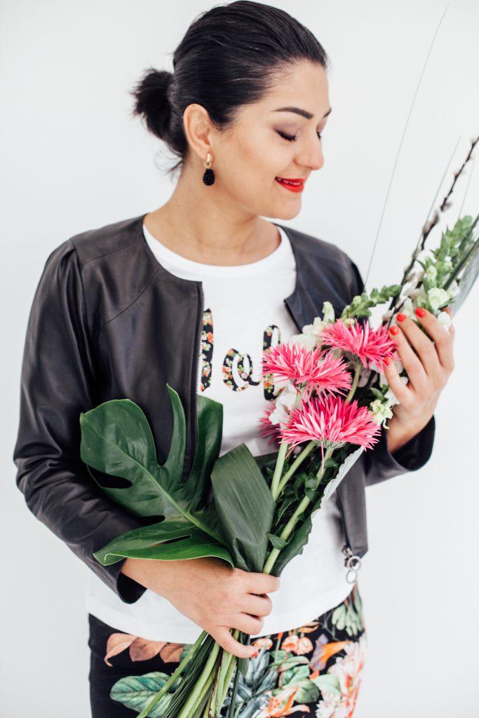 Riani Blumen Aktion