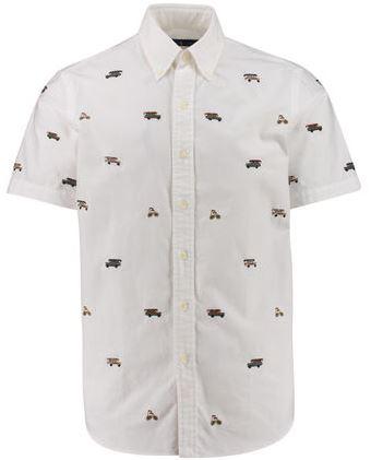 Polo Ralph Lauren Kurzarm Hemd reduziert im Sale
