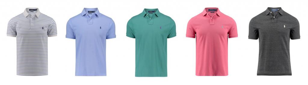 Polo Ralph Lauren Polo Shirts verschiedene Farben