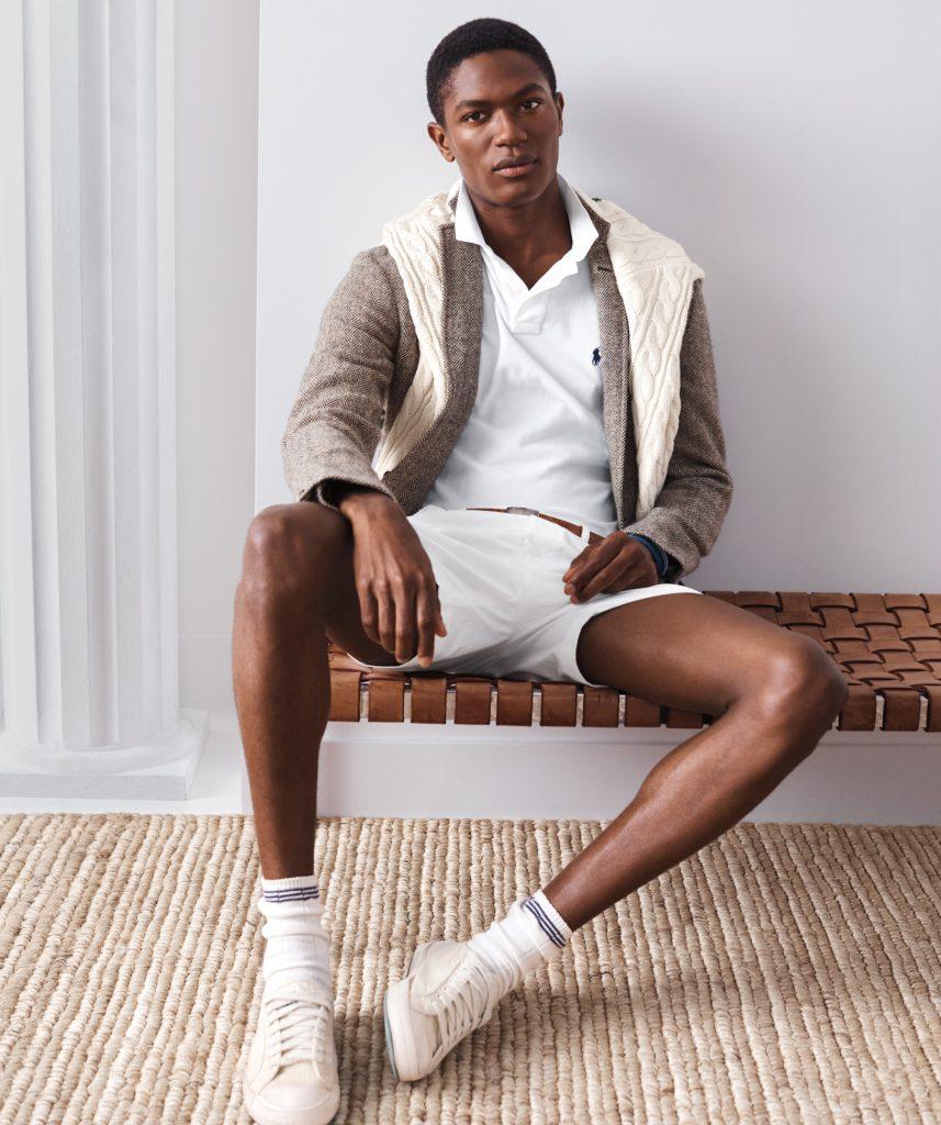 Polo Ralph Lauren Poloshirt casual für die Freizeit stylen
