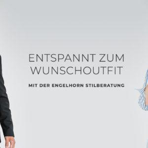 Causal, business oder festlich: Outfit zusammenstellen mit der engelhorn Stilberatung