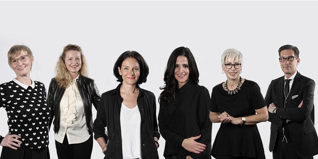 das engelhorn Stilberater-Team aus Mannheim