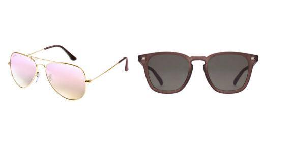 Sonnenbrillen für ein ovales Gesicht