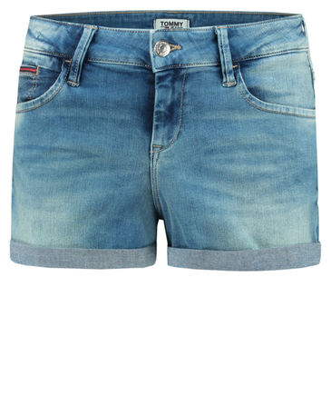 "TOMMY JEANS Damen Jeansshorts ""Classic"" Regular Fit"
