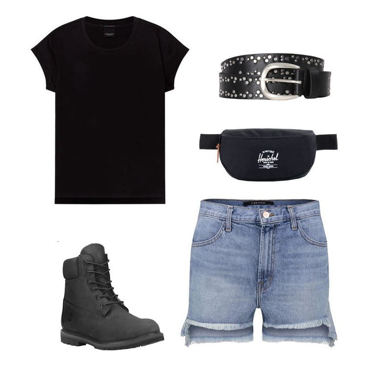 Festival Outfit Rock am Ring