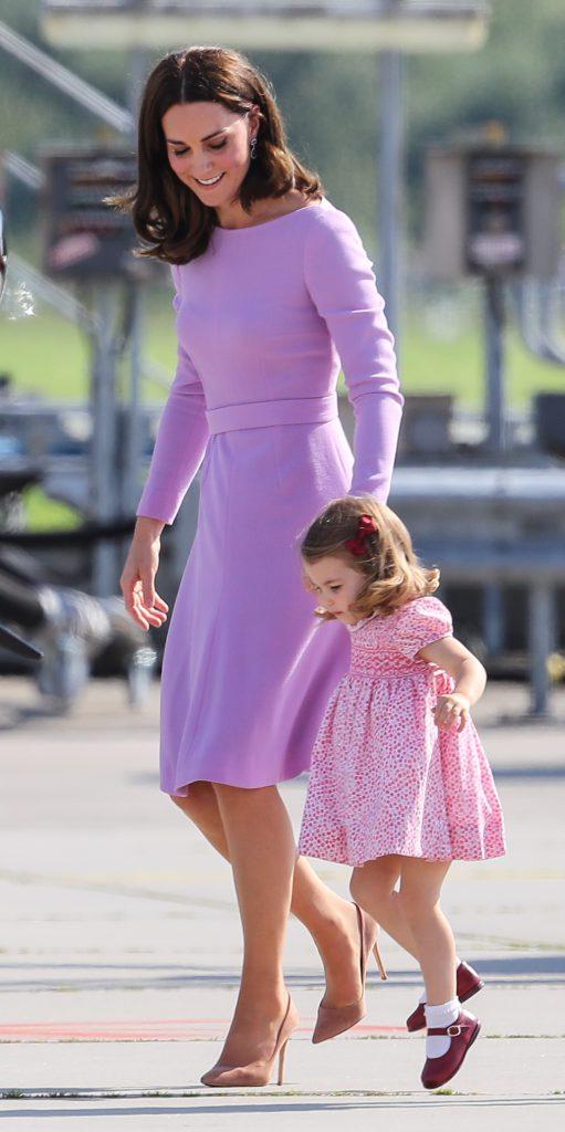 Herzogin Kate Hochzeit Outfit