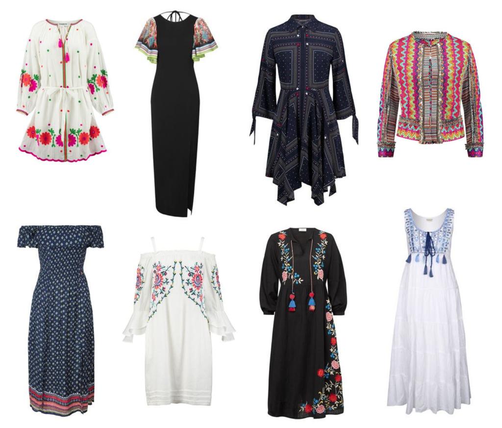 Mexiko im Stylecheck Produkte