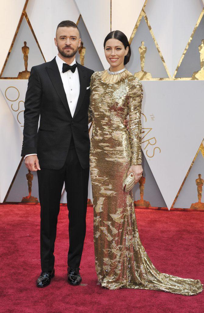 Justin Timberlake eleganter Look