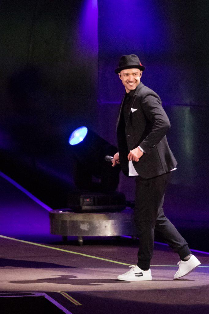 Justin Timberlake Stylecheck