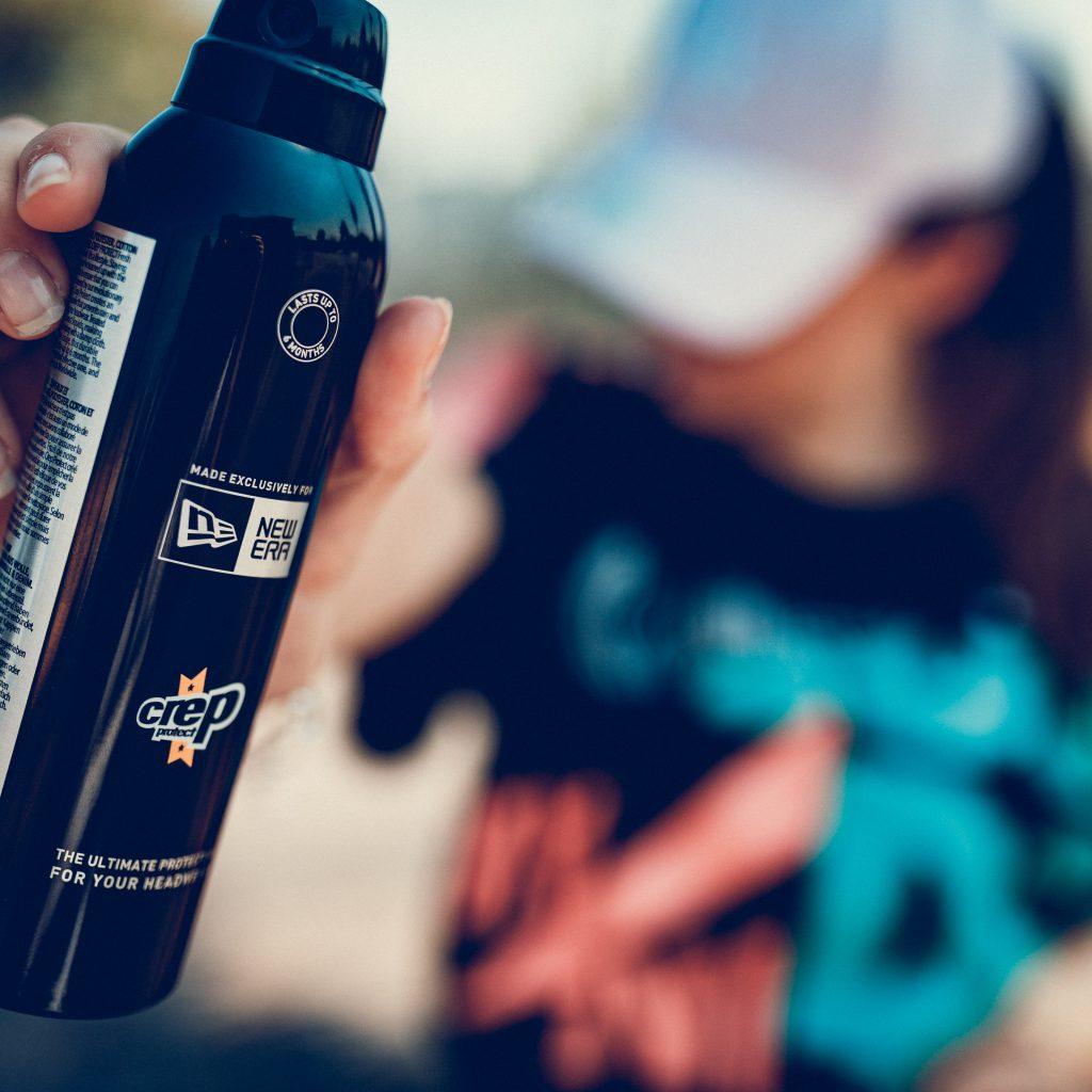 Crep Protect Spray für New Era Caps