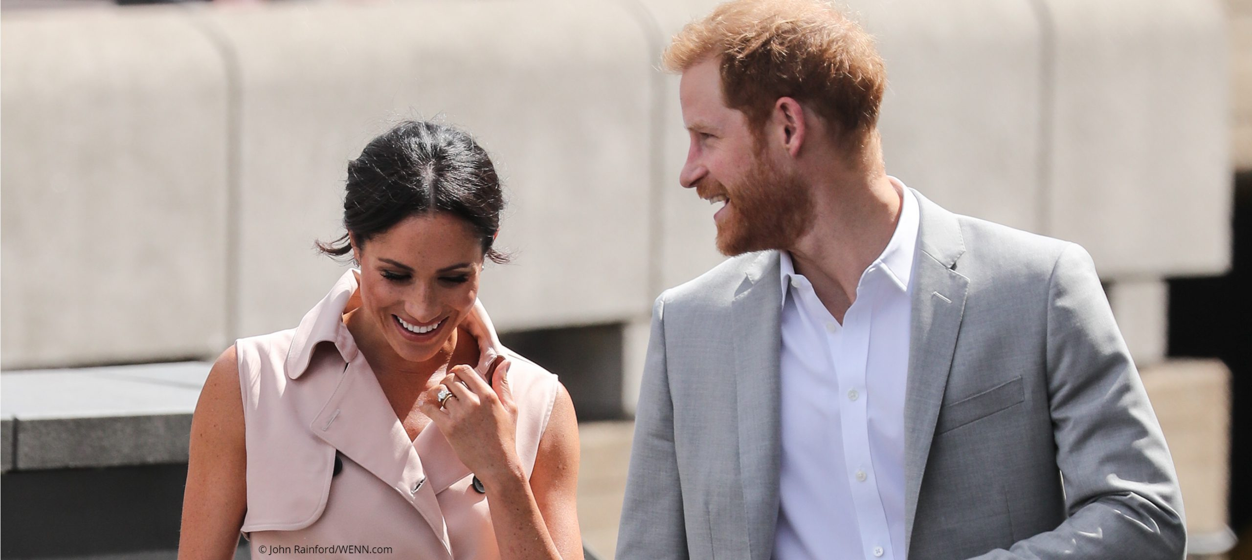 Meghan Markle – Before and after Wedding Look