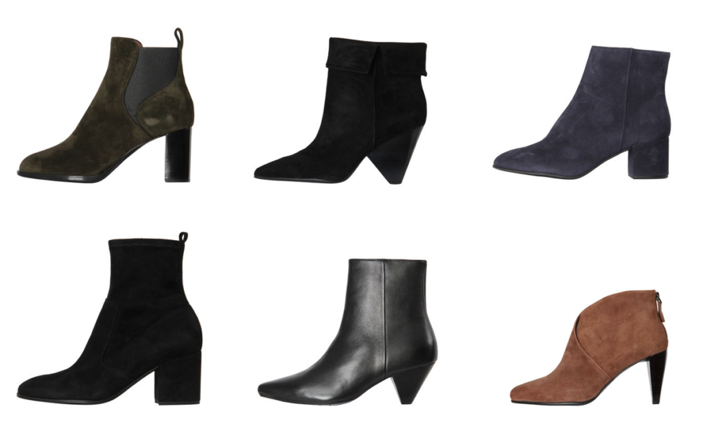 Ankle Boots Schuhe