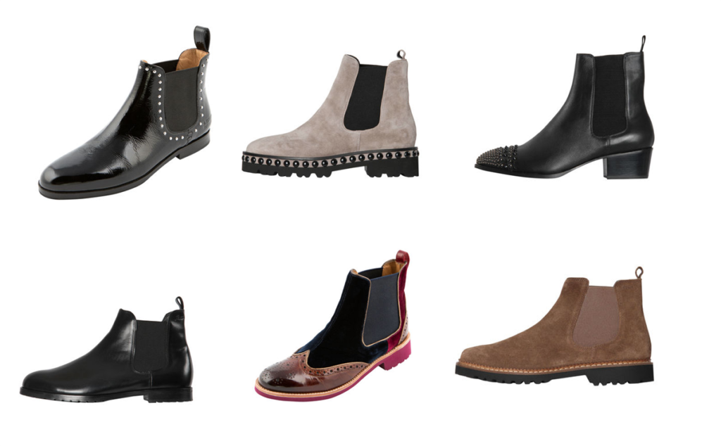 Chelsea Boots Schuhe