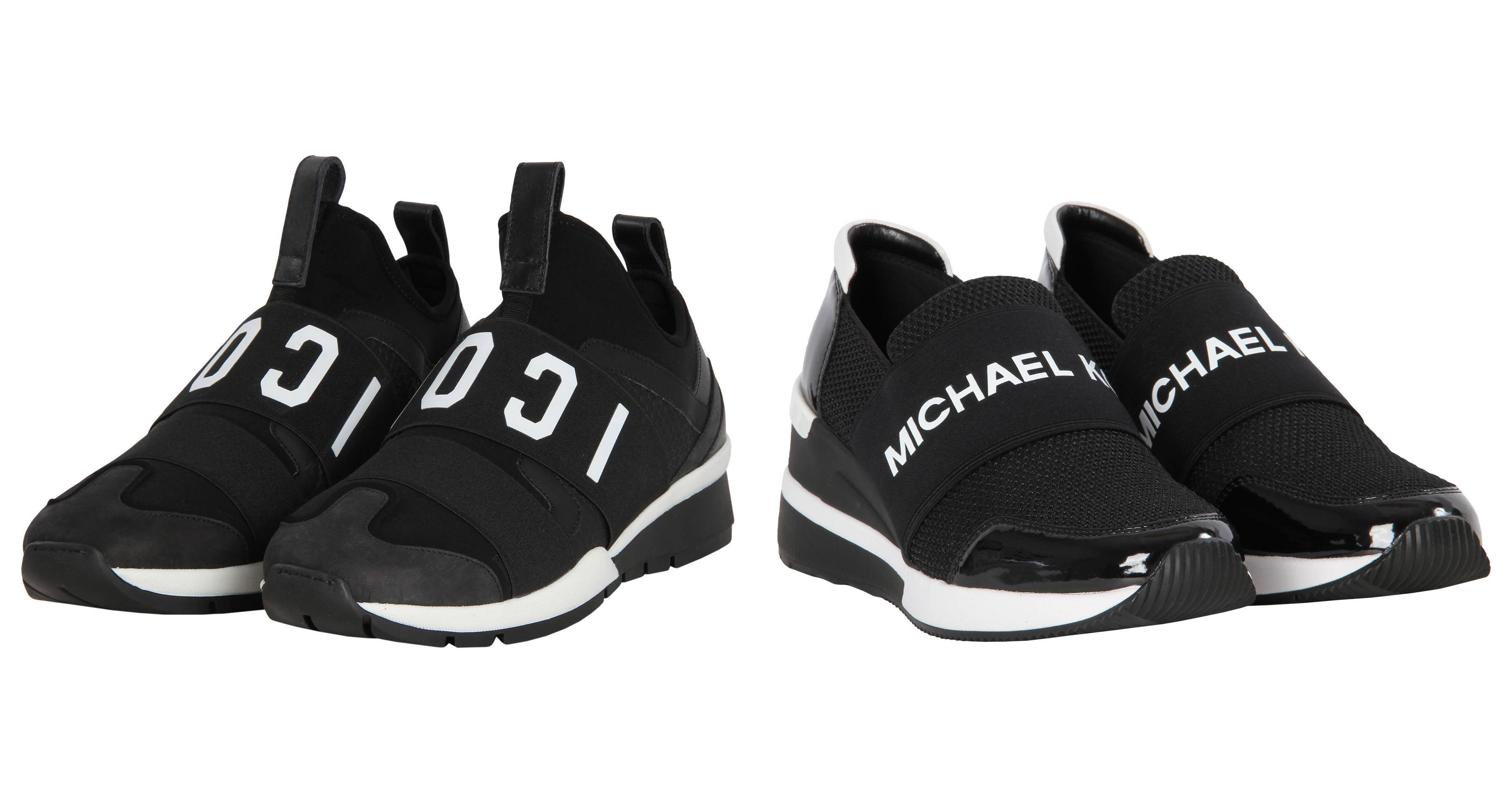 Slip on Sneaker im Sneakerlook