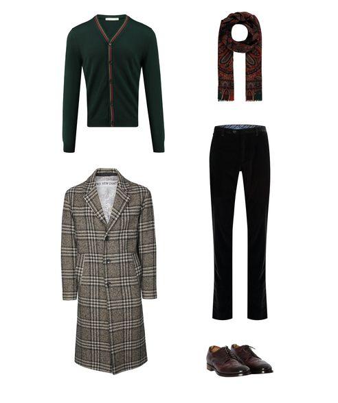 Outfit Karo Stilvoll