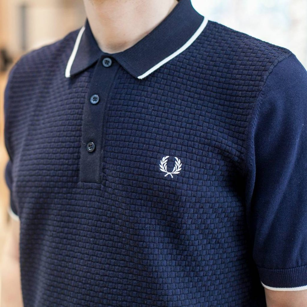 Polo SHirt Piping