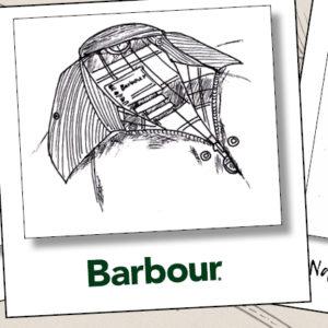 Step by step: So wachst du deine Barbour Wachsjacke nach