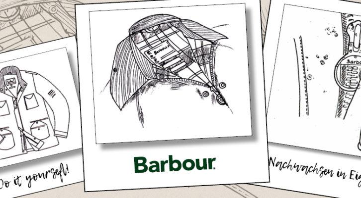 Etwas Neues genug So wachst du deine Barbour Wachsjacke zuhause nachFASHION UP YOUR #UA_36