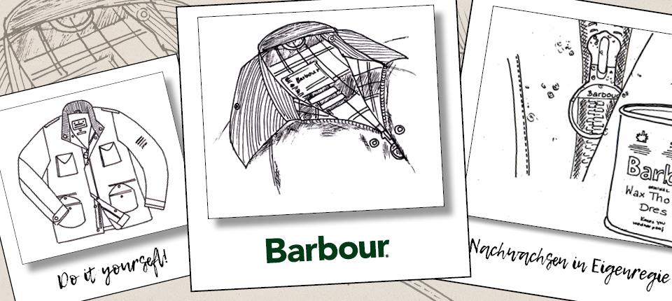 Barbour Jacke wachsen: So wachst du die Barbour Wachsjacke nach
