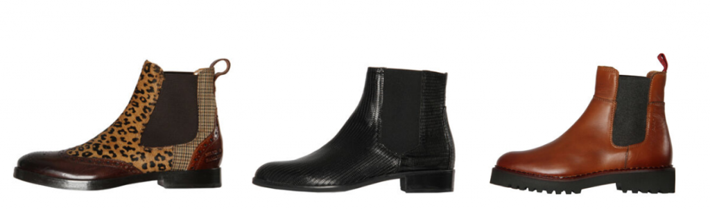 Booties Chelsea Boots
