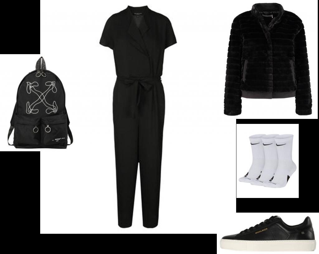 Jumpsuit, Outfit