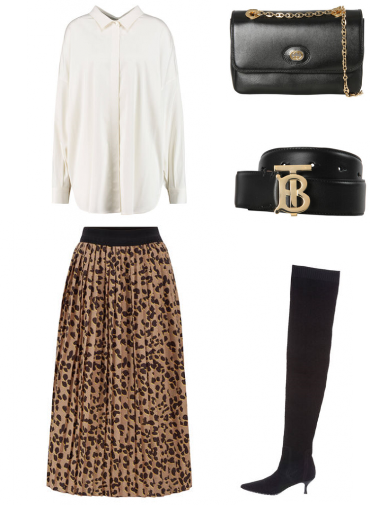 Midi-Rock, Outfit