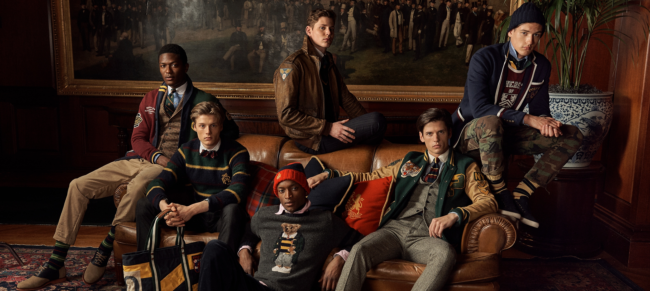 Never out of style – 50 Jahre Ralph Lauren