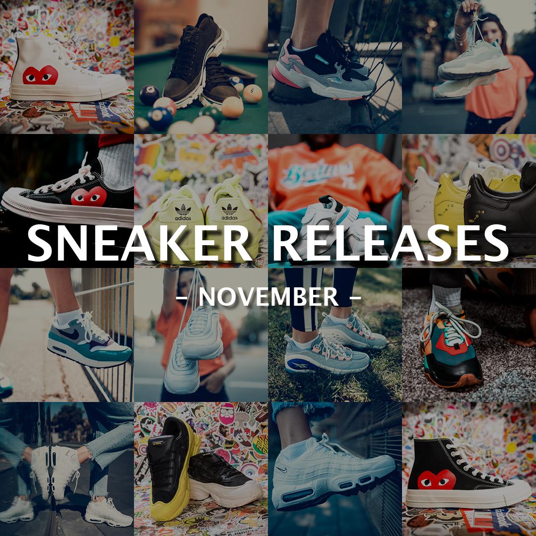 Best of Releases – November