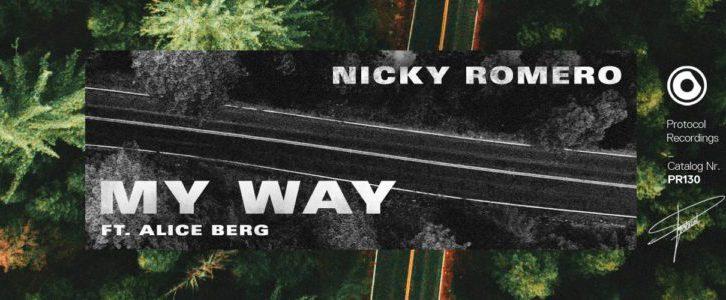 Nicky Romero veröffentlicht neue Single