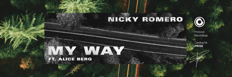 "Nicky Romero veröffentlicht neue Single ""My Way"""