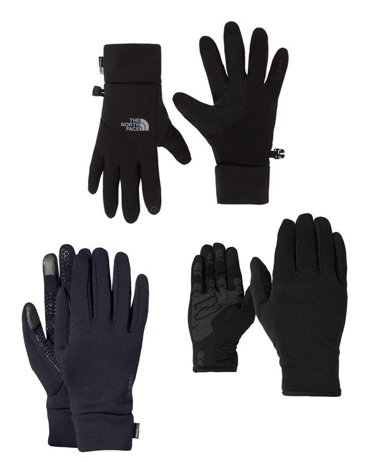 Winter Office Touchscreen Handschuhe