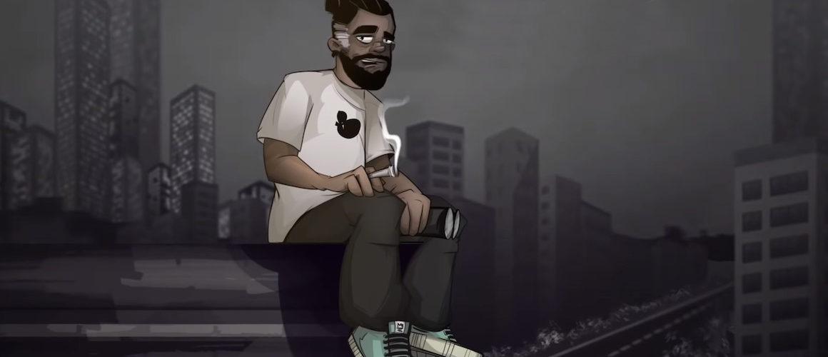"Music Monday: Samy Deluxe mit Comic-Clip zu ""Rooftop"""