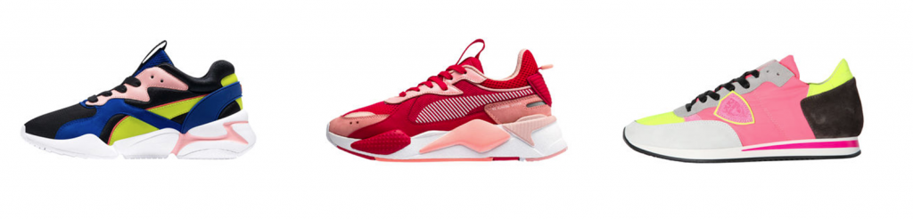 Sneaker Trends 2019 Candy Sneaker