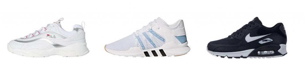Sneaker Trends 2019 Retro
