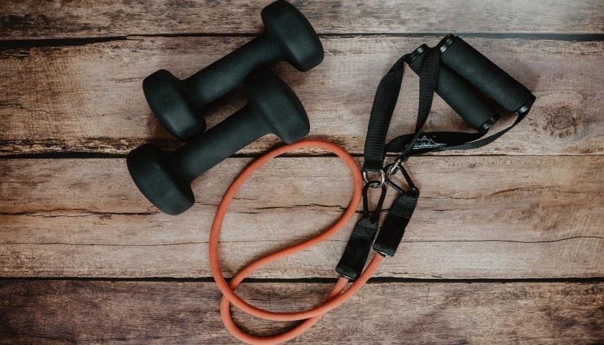 Die wichtigsten Gadgets Für Dein Home Workout