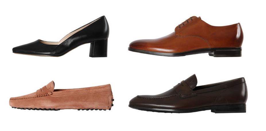Business Look Schuhe