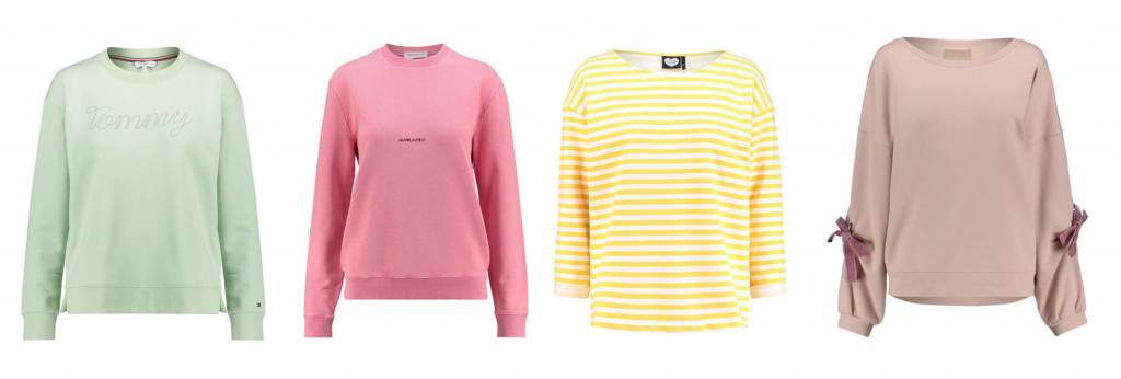 Candy Colours Sweatshirt