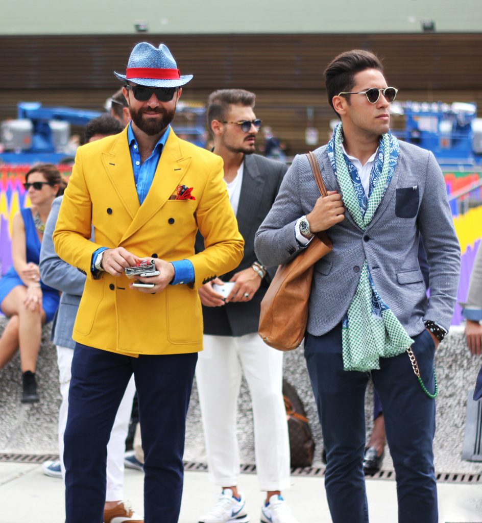 Fashiontrend Farben