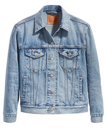 Kleiderschrank-Basics Jeansjacke