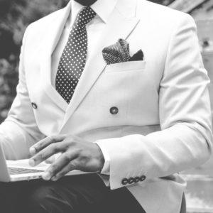 Der Gentleman im digitalen Zeitalter: so geht's