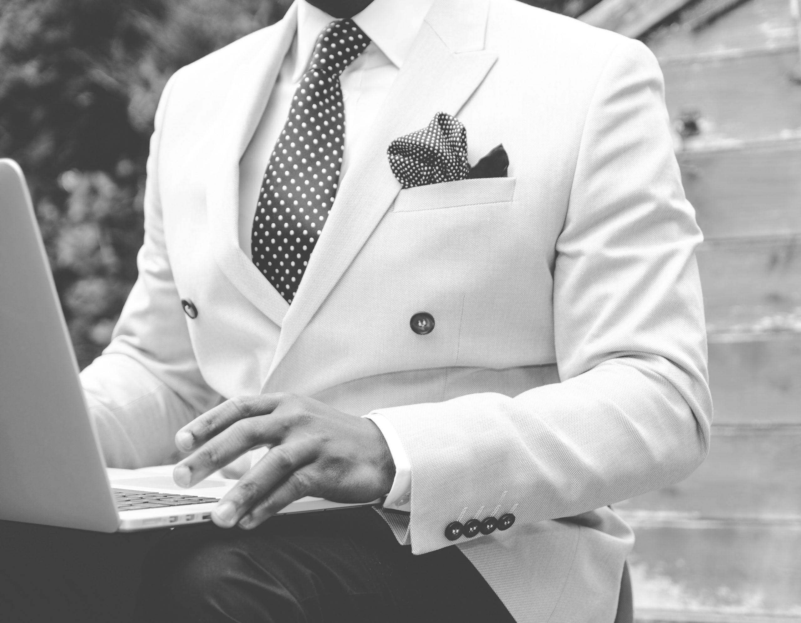 Der Gentleman im digitalen Zeitalter: so geht's!