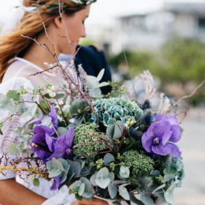 Perfekt von Kopf bis Fuß: Accessoires für die Braut