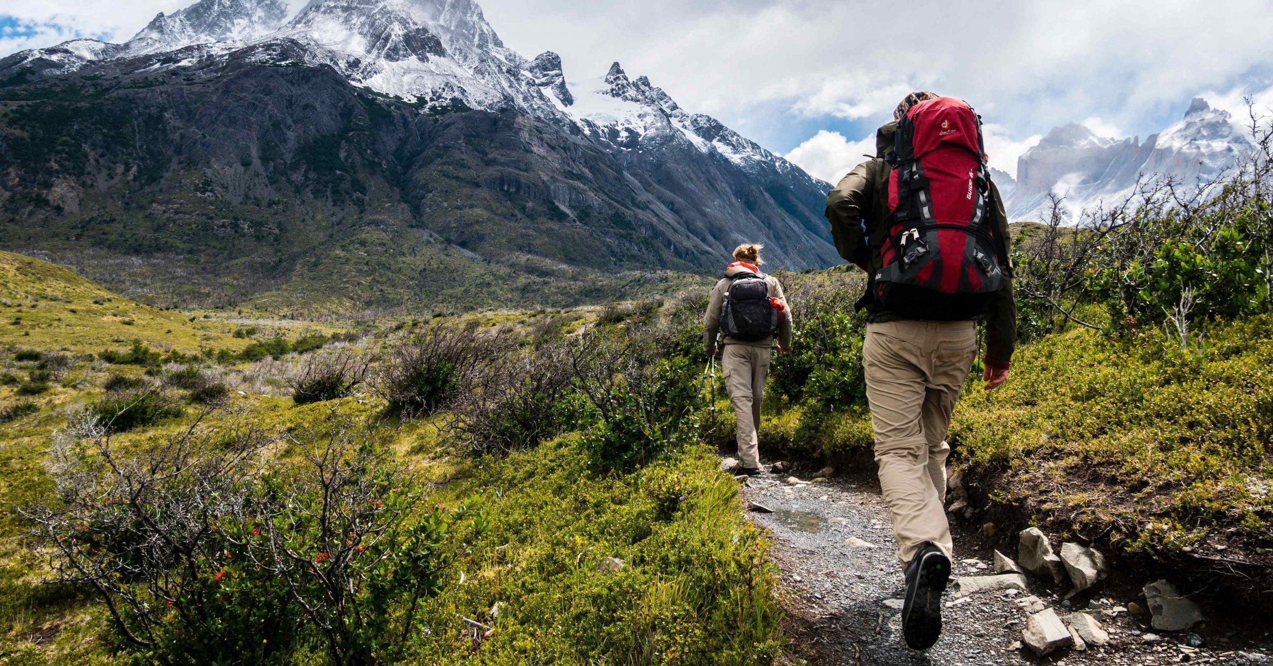 Mit dem richtigen Trekkingschuh auf den Berg