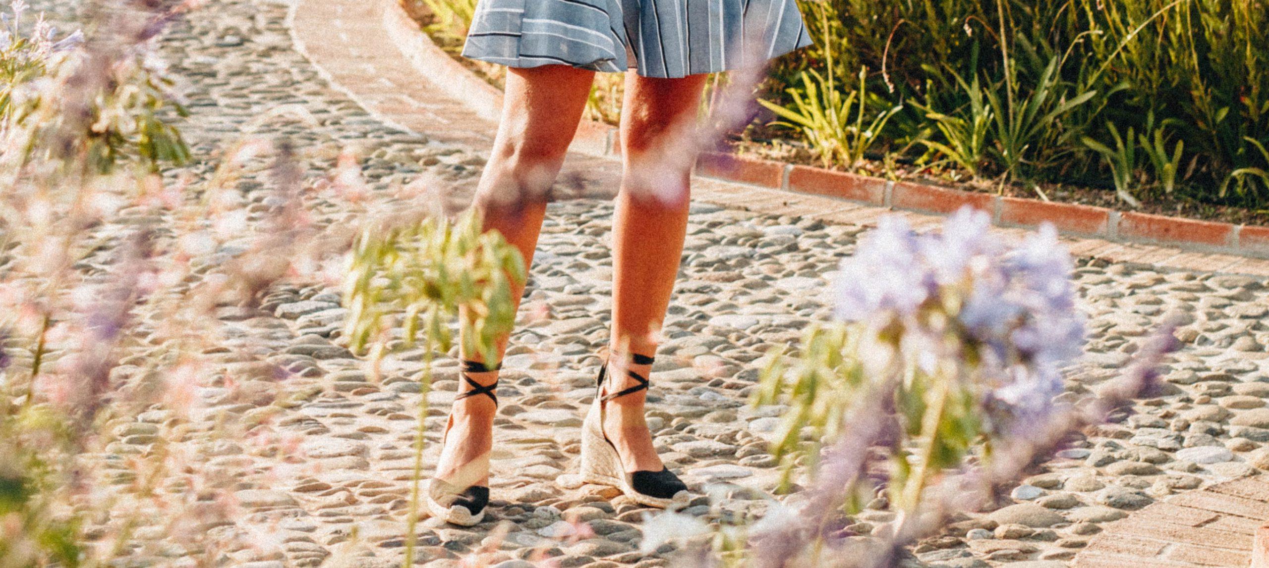5 Sandalen, denen alle Fashiongirls diesen Sommer verfallen sind