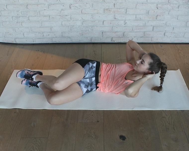 Bikini Body 101 - zum flachen Bauch in 10 Minuten