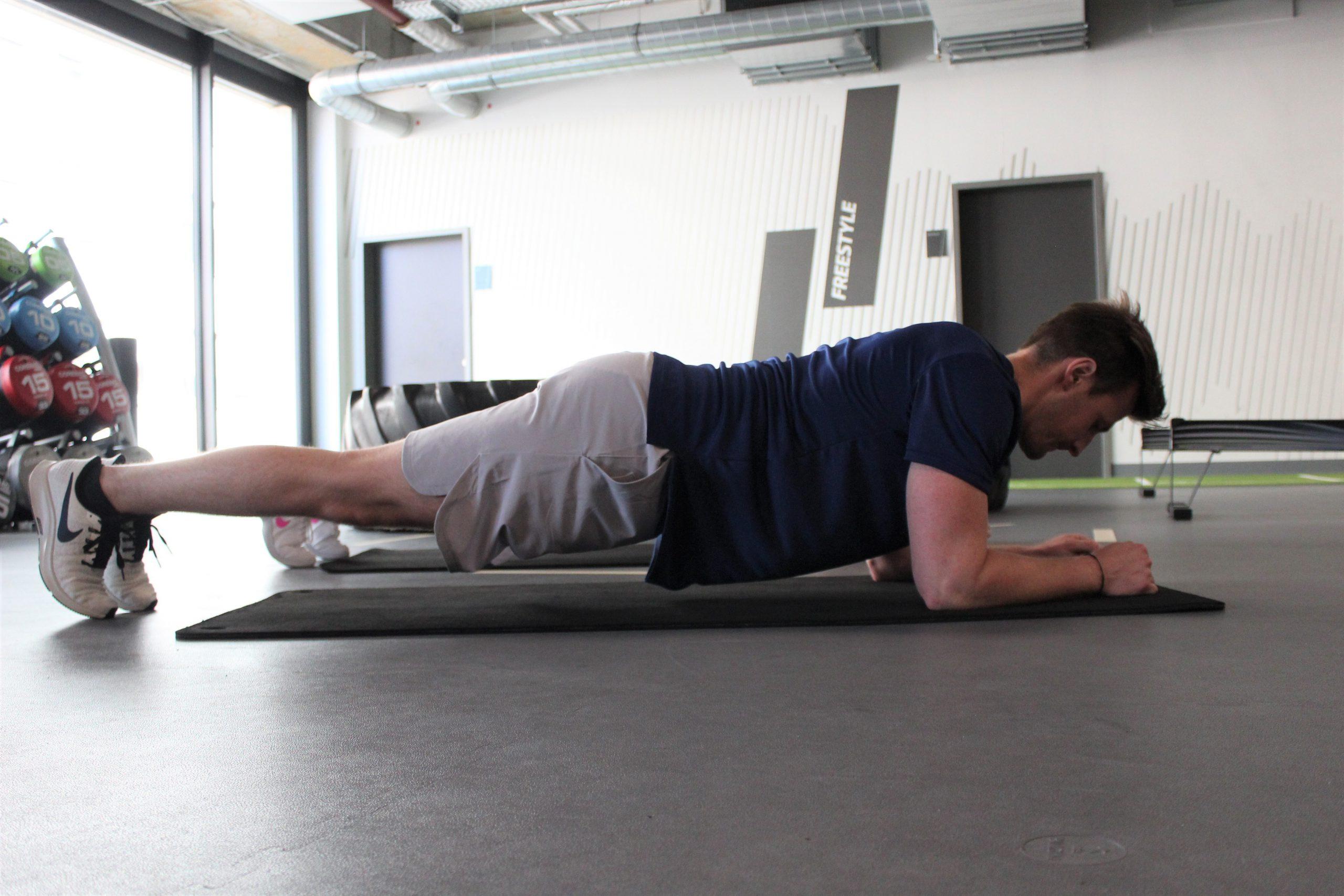 Das perfekte 20-Minuten Workout für deinen Beachbody