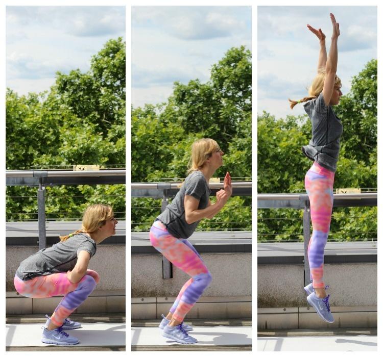 Friss das, Cellulite! 5 Übungen gegen Orangenhaut