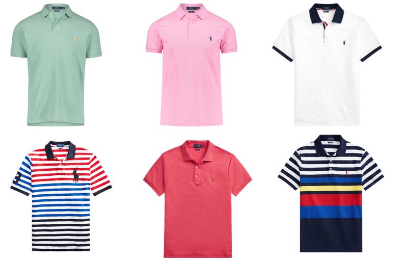 Ralph Lauren Herren Poloshirts