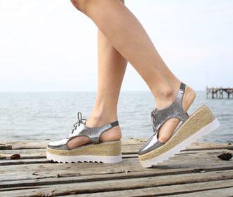 flache Schuhe - Bild